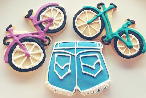 SpecialOccassionCookiesBicycles