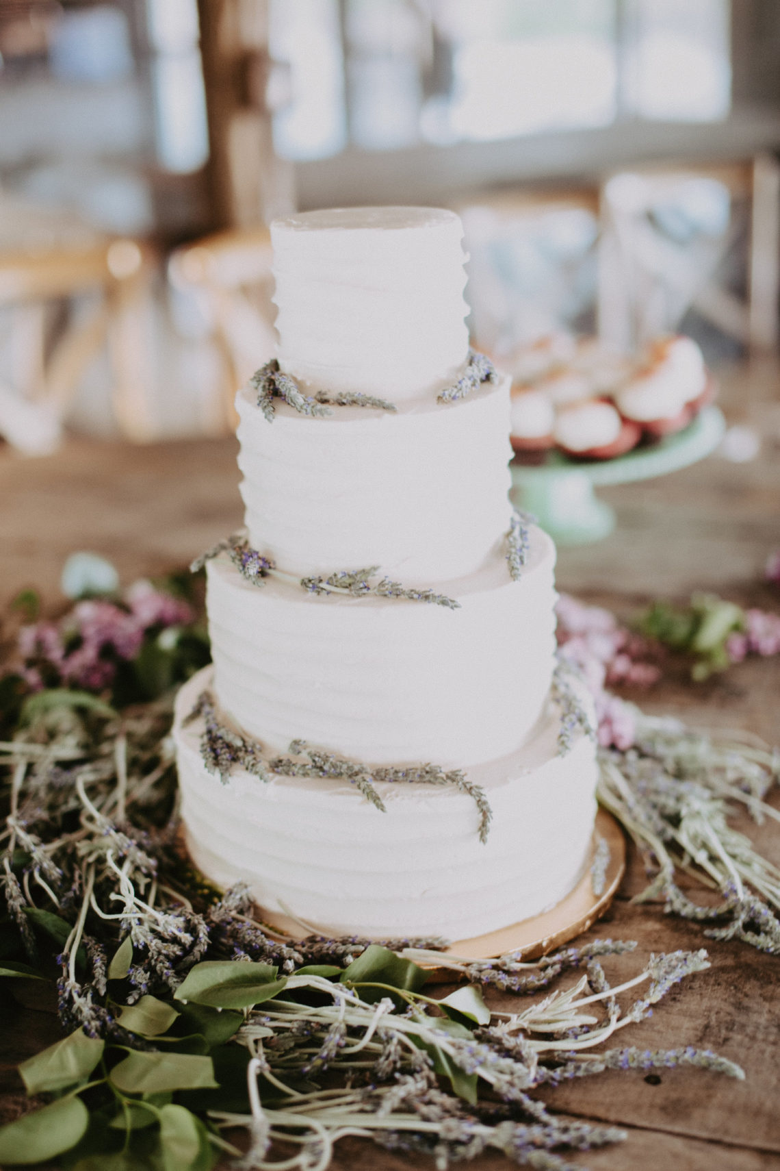 Rustic Wedding Cakes | 2tarts Bakery