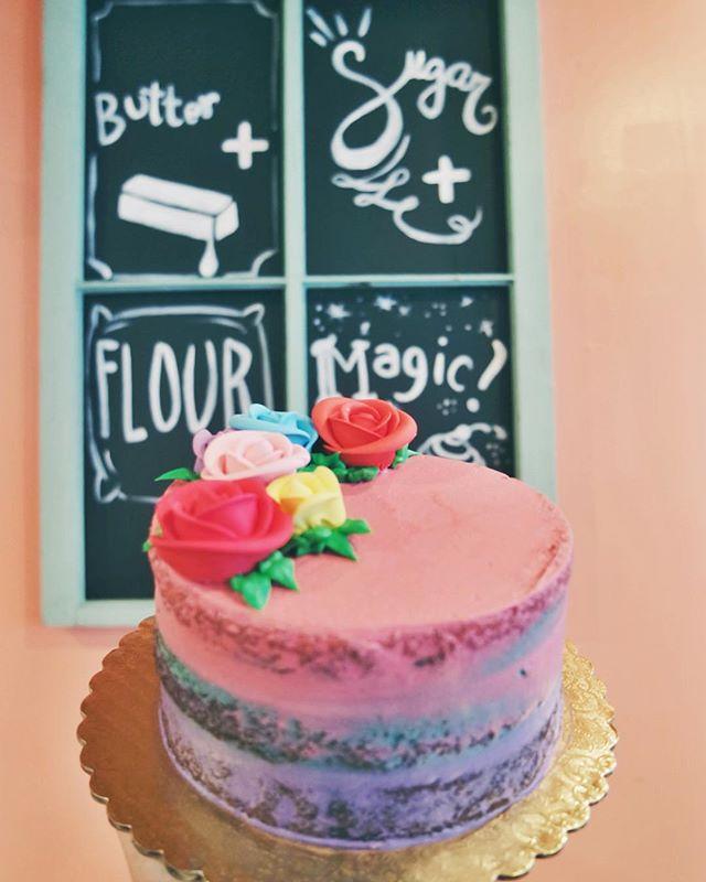 fiesta case cake