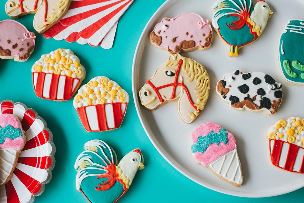Decorated-Fair-Cookies