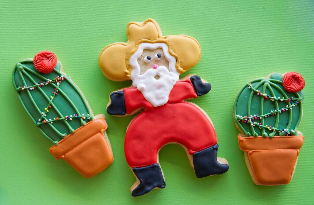 texas christmas cookies