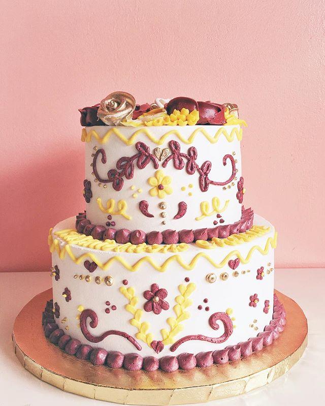 graduation cake fiesta