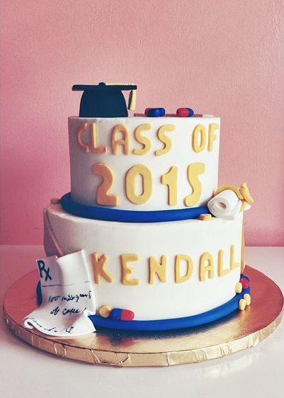 graduation cake pharmacy